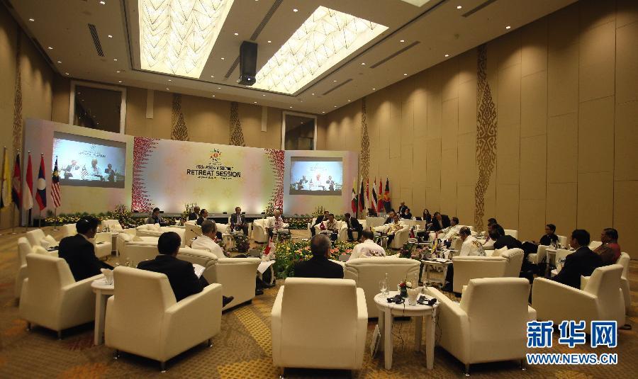 (国际)(1)第26届东盟峰会在马来西亚兰卡威闭幕