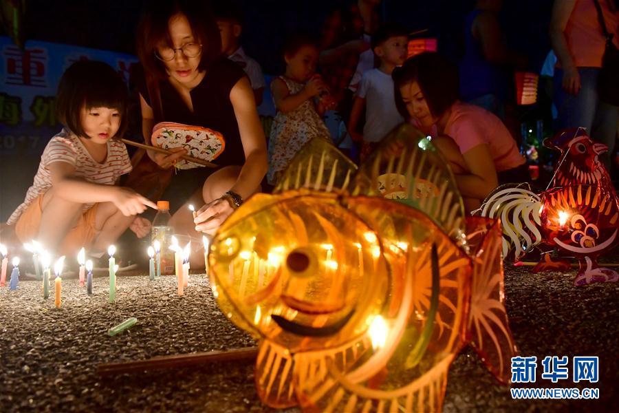 (国际)(2)马来西亚华人欢度中秋节