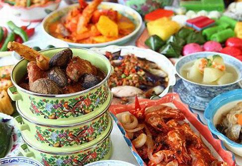 """马来西亚平民美食城 夏日情迷""""娘惹""""系美食"""