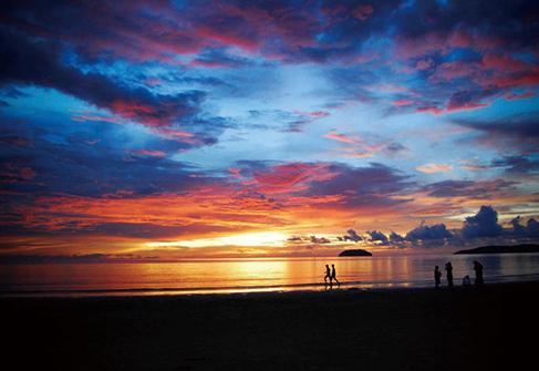 盛夏躲進馬來西亞 盤點顏值最高的十大海灘