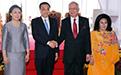 李克強對馬來西亞進行正式訪問