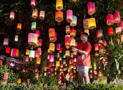 馬來西亞華人的中秋:打燈籠、賞花燈