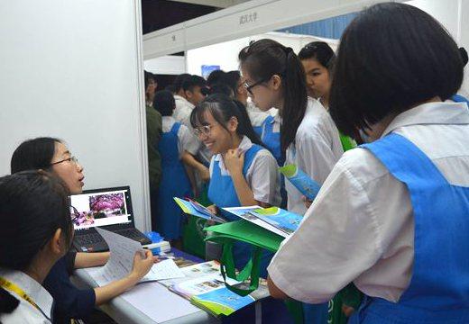 """馬來西亞舉辦""""2018留華高等教育展"""""""