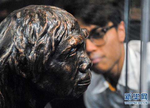 周口店北京人遗址文物展在马来西亚开幕