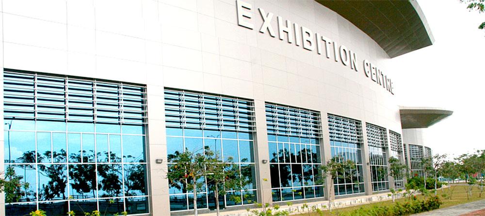巴生港自貿區國際貿易與清真産業中心國際會展中心