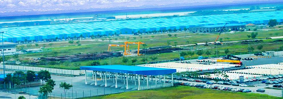 巴生港自貿區國際貿易與清真産業中心介紹