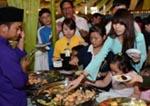 馬來西亞穆斯林慶祝開齋節