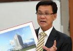 馬來西亞中華大會堂總會總會長方天興祝賀新華網馬來西亞頻道上線