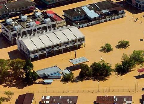 馬來西亞沙巴州洪災 已導致一人死亡