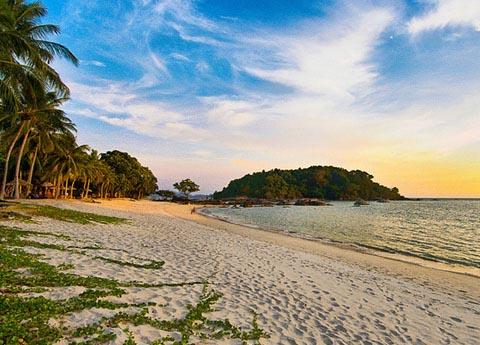 流連馬來西亞最美的十大島嶼