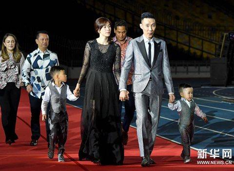 李宗偉傳記電影在馬來西亞首映